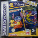 LILO & Y STITCH 2 PETER PAN RETURN TO NEVER LAND PAL ESPAÑA GBA GAME BOY ADVANCE