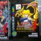 YU-GI-OH! YUGIOH DUEL MONSTERS 4 IV JAPAN IMPORT GAMEBOY COLOR GAME BOY GB GBC
