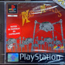 JEFF WAYNE'S THE WAR OF THE WORLDS PAL ESPAÑA NUEVO PSX PLAYSTATION PSONE PS1
