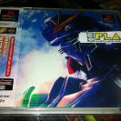 MOBILE SUIT GUNDAM CHAR'S COUNTERATTACK PSX PS1 PLAYSTATION JAP COMPLETO BANDAI