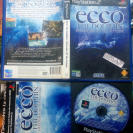 ECCO THE DOLPHIN DEFENDER OF THE FUTURE PAL ESPAÑA COMPLETO PS2 PLAYSTATION 2