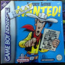 LUCKY LUKE WANTED PAL ESPAÑA NUEVO NEW GBA GAME BOY GAMEBOY ADVANCE ENVIO 24H