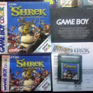 SHREK FAIRY TALE FREAKDOWN FREAK DOWN PAL ESPAÑA GAME BOY GAMEBOY COLOR GBC