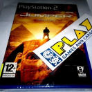 JUMPER GRIFFIN'S STORY PS2 PLAYSTATION 2 NUEVO PRECINTADO PAL ESPAÑA NEW SEALED