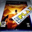 JUMPER GRIFFIN'S STORY PS2 PLAYSTATION 2 NUEVO PRECINTADO PAL ESPAÑA NEW SEALED