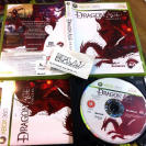 DRAGON AGE ORIGINS COMO NUEVO PAL UK TEXTOS EN INGLES XBOX 360 COMPLETO MINT