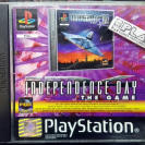 INDEPENDENCE DAY THE GAME PAL ESPAÑA PSX PLAYSTATION PS1 PSONE ENVIO CERTIFICADO