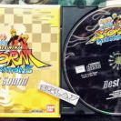 NARUTO SHIPPUDEN ULTIMATE NINJA STORM GENERATIONS BEST SOUND CD OST SOUNDTRACK