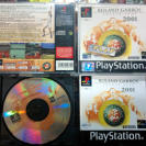 ROLAND GARROS FRENCH OPEN 2001 PAL ESPAÑA BUEN ESTADO PSX PLAYSTATION PS1 PSONE