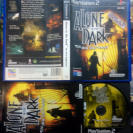 ALONE IN THE DARK THE NEW NIGHTMARE PAL ESPAÑA PS2 PLAYSTATION 2 ENVIO 24H