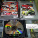 BURNOUT 2 II POINT OF IMPACT PAL ESPAÑA PS2 PLAYSTATION BURN OUT CARRERAS COCHES