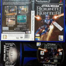 STAR WARS BOUNTY HUNTER PAL ESPAÑA SONY PS2 PLAYSTATION 2 ENVIO CERTIFICADO/ 24H