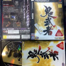 ONIMUSHA 1 I NTSC JAPAN IMPORT COMPLETO PS2 PLAYSTATION ENVIO AGENCIA 24 HORAS