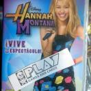 HANNAH MONTANA VIVE EL ESPECTACULO PAL ESPAÑA NUEVO PRECINTADO MILEY CIRUS PSP