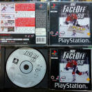 NHL FACEOFF FACE OFF 99 PAL ESPAÑA PS1 PSX PLAYSTATION PSONE ENVIO CERTIFICADO