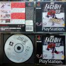 NHL FACEOFF FACE OFF 99 PAL ESPAÑA PS1 PSX PLAYSTATION PSONE ENVIO CERTIFICADO