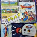 DRAGON QUEST L'ODYSÉE DU ROI MAUDIT PAL FRANCE COMPLETO PS2 PLAYSTATION 2