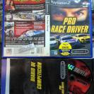 PRO RACE DRIVER PAL ESPAÑA COMPLETO PS2 PLAYSTATION 2 ENVIO AGENCIA 24H