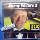 JIMMY WHITE´S 2 CUEBALL PAL ESPAÑA NUEVO PRECINTADO SEGA DREAMCAST SEALED NEW
