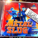 METAL SLUG 2 OST BANDA SONORA COMO NUEVA ORIGINAL SOUNDTRACK WITH SPINE CARD OBI