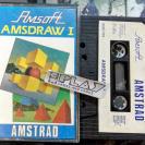 AMSDRAW I 1 CINTA TAPE CASSETTE PAL ESPAÑA AMSTRAD AMSOFT ENVIO 24H