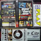 GRAND THEFT AUTO: LIBERTY CITY STORIES JAPAN IMPORT PSP ENVIO CERTIFICADO / 24H