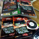 TWISTED METAL HEAD ON SONY PSP COMPLETO USA ENTREGA 24 HORAS BUEN ESTADO