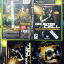 Tom Clancy's Splinter Cell Pandora Tomorrow PAL ESPAÑA MICROSOFT XBOX CLASSIC