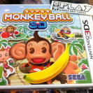 SUPER MONKEY BALL 3D 3DS PAL ESPAÑA NUEVO PRECINTADO ENTREGA AGENCIA 24 HORAS