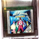 POWER RANGERS LIGHTSPEED RESCUE PAL GAME BOY GAMEBOY COLOR GBC ENVIO CERTIFICADO