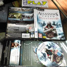 ASSASSINS CREED LA HERMANDAD PC PAL ESPAÑA COMPLETO BUEN ESTADO ENTREGA AGENCIA