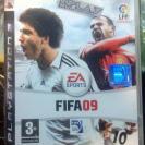 FIFA 09 2009 PS3 PAL ESPAÑA PLAYSTATION 3 BUEN ESTADO ENVIO CERTIFICADO/AGENCIA