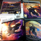 DARKVOID DARK VOID PS3 PLAYSTATION 3 DARK VOID PAL ESPAÑA COMPLETO COMO NUEVO