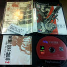 METAL GEAR SOLID 2 SONS OF LIBERTY PAL ESPAÑA PS2 MINT HIDEO KOJIMA PLAYSTATION