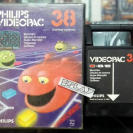 PHILIPS VIDEOPAC 38 MUNCHKIN GLOUTON ET VORACES SUPER MAMPFER HAPPELAAR GUFFEREN