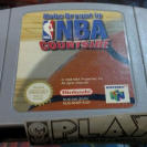 KOBE BRYANT IN NBA COURTSIDE COURT SIDE PAL NINTENDO 64 N64 CARTUCHO CARTRIDGE