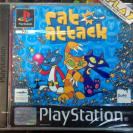 RAT ATTACK PAL ESPAÑA NUEVO PRECINTADO NEW SEALED PSX PLAYSTATION PS1 PSONE