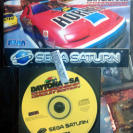 DAYTONA USA CHAMPIONSHIP CIRCUIT EDITION PAL ESPAÑA SATURN SOLO MANUAL + DISCO