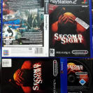 SECOND SIGHT PAL ESPAÑA BUEN ESTADO PS2 PLAYSTATION 2 ENVIO CERTIFICADO/ 24H