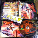 CAPCOM VS SNK 2 MILLIONAIRE FIGHTING 2001 COMPLETO NTSC JAPAN PS2 PLAYSTATION 2