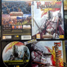 REAL WARFARE ANTHOLOGY PC PAL ESPAÑA COMPLETO BUEN ESTADO ENVIO CERTIFICADO/ 24H