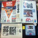 NBA LIVE 95 1995 PAL ESPAÑA COMPLETO BUEN ESTADO MEGADRIVE MEGA DRIVE ENVIO 24H