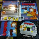 GARFIELD AL RESCATE DE ARLENE PAL ESPAÑA COMPLETO PS2 PLAYSTATION 2 ENVIO 24H