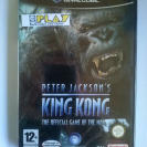 PETER JACKSON KING KONG PAL ESPAÑA NUEVO PRECINTADO GAME CUBE GAMECUBE GC