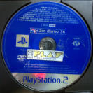 OPS2M DEMO 36 REVISTA OFICIAL PS2 PAL SOLO DISCO CD SONY PLAYSTATION 2 ENVIO 24H