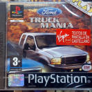 FORD TRUCK MANIA PAL ESPAÑA NUEVO PRECINTADO NEW PSX PLAYSTATION PSONE PS1