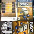RETRO ARCADE CLASSICS FROM YESTERYEAR PAL ESPAÑA COMPLETO PS2 PLAYSTATION 2