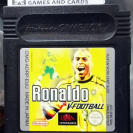 RONALDO V FOOTBALL PAL ESPAÑA GAME BOY GAMEBOY COLOR GBC ENVIO CERTIFICADO / 24H