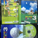 MINNA NO EVERYBODY'S GOLF 3 NTSC JAPAN IMPORT PS2 PLAYSTATION 2 ENVIO AGENCIA24H
