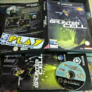 TOM CLANCY'S SPLINTER CELL PAL ESPAÑA COMPLETO GAME CUBE GAMECUBE